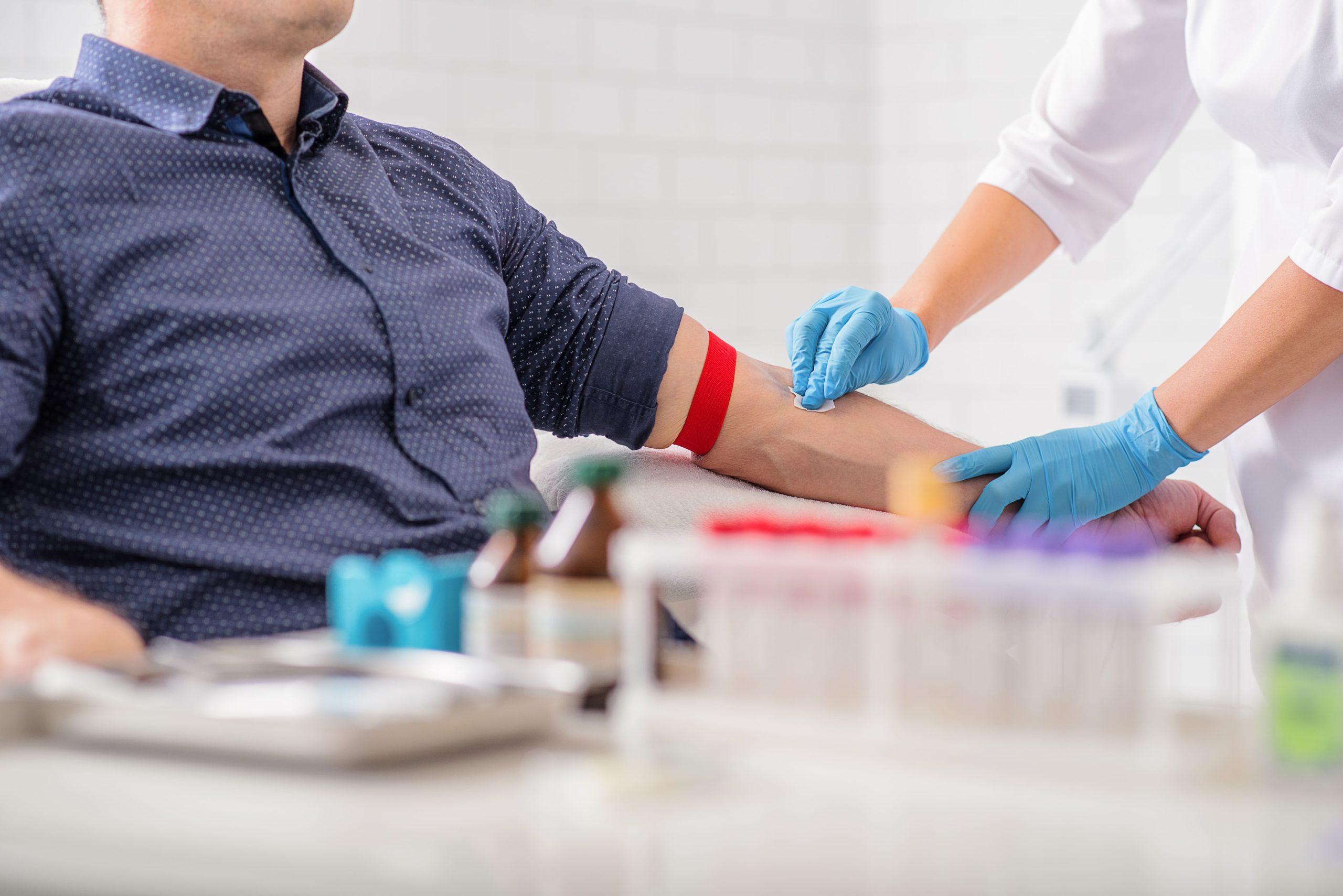 Análisis de sangre detecta cáncer