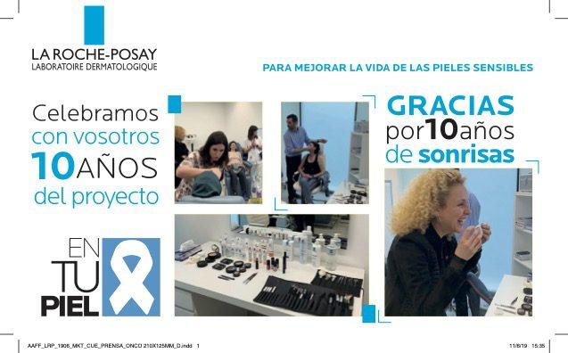 La Roche Posay cuidado oncología