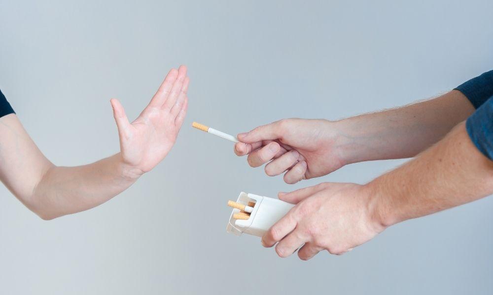 ¿Por qué es necesario dejar de fumar?